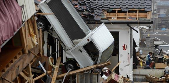 רעידת אדמה / צלם: רויטרס